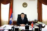 Поздравительное послание премьер-министра Республики Арцах в связи с 7 апреля
