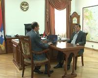 ԼՂՀ վարչապետը պատասխանեց սոցիալական ցանցերում հավաքագրված հարցերին