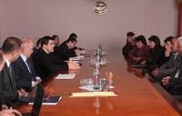 Շուտով կլուծվի Ալեք Մանուկյան փողոցի հանրակացարանների խնդիրը. ԼՂՀ վարչապետ