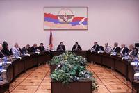 Վարչապետը հանդիպել է «Հայաստան» համահայկական հիմնադրամի բարերարների հետ