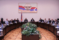 "The Prime Minister met with the benefactors of all-armenian fund ""Hayastan"""