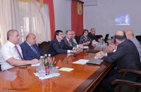 Projects of the IT sphere development have been discussed