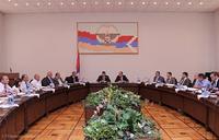 """Утвержден годовой отчет  2013г ЗАО """"Арцахгаз"""""""