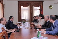 "The Prime Minister received the representatives of ""Armenian Interprofessional International Association"""
