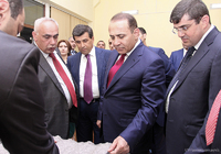 NKR and RA Prime Ministers visited enterprises in Stepanakert