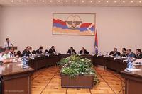 """The activity of """"Artsakhenergo"""" CJSC was summarized"""