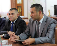 Prime Minister introduced the newly appointed head of Shahumyan regional administration