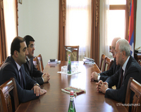 Prime Minister received the RA Minister of Agriculture