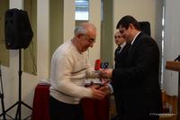 Премьер-министр принял участие в мероприятии, посвященном 25-летию  основания школы физмат г. Степанакерта