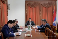 Prices stability issues were discussed at the Prime Minister's office