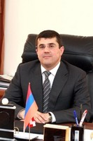 PM  Arayik Haroutyunyan's congratulatory message on the occasion of the New Year and Christmas holidays