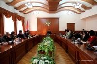 Премьер-министр  дал итоговую годовую пресс-конференцию
