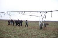В приграничном селе будет введена в действие первая  дождевая система