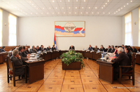 President Bako Sahakyan evaluated the Government's activity  satisfactory
