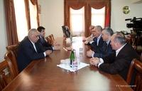 Премьер-министр Ара Арутюнян принял делегацию ДСЕ