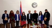"The winners of the photo contest titled 'I am Artsakh"" were awarded"