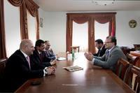Prime Minister received an Austrian Parliament member