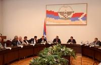 "Arayik Haroutyunyan received the benefactors of all-armenian fund ""Hayastan"""