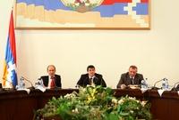 Կառավարությունը 2015-2017թթ. գործունեության ծրագիրն ուղարկել է ԱԺ-ի քննարկման