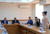 Араик Арутюнян принял участие в старте программы содействия жилищного строительства молодым семьям в сельских населенных пунктах