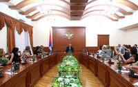Փոխվարչապետն ընդունել է ՀՕՄ մի խումբ ներկայացուցիչների