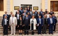 Prime Minister participated in the closing ceremony of the courses with the heads of communities