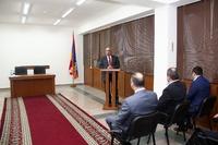 Փոխվարչապետը մասնակցել է համայնքապետների համար կազմակերպված դասընթացի փակման արարողությանը