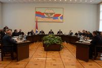 Տեղի է ունեցել ԱՀ կառավարության տարեվերջյան նիստը