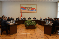 The last year-end session of the Artsakh Republic Government  was held