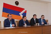 Араик Арутюнян: наше видение восстановить былую образовательную, культурную и туристическую славу Шуши