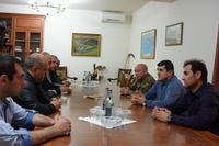 Վարչապետը ընդունել է Արմավիրի և Անապայի հայ համայնքների ներկայացուցիչներին