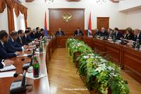 ՀՀ և ԱՀ կառավարությունների անդամների խորհրդակցություն՝ վարչապետների գլխավորությամբ