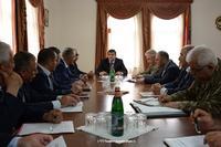 Խորհրդակցություն վարչապետի մոտ՝ բանակի թիկունքային ապահովվածության վերաբերյալ