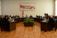 Վարչապետը ընդունել է «Հայաստան» համահայկական հիմնադրամի մի խումբ ներկայացուցիչների