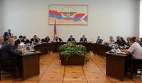 Исполнительный орган АР выступил с законодательными инициативами, которые обусловлены апрельскими событиями