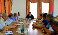 Prime Minister convened a consultation concerning road service