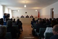 Արայիկ Հարությունյանը Մարտունիում ներկայացրել է գյուղատնտեսության զարգացման հայեցակարգի սկզբունքները