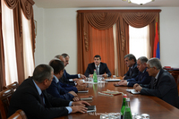 Премьер-министр созвал совещание относительно сбора урожая зерновых культур
