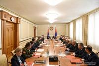 Հայաստանի եւ Արցախի Անվտանգության խորհուրդների համատեղ նիստ