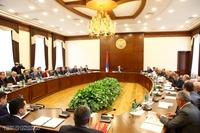 Նախագահ Սահակյանի նախագահությամբ տեղի է ունեցել կառավարության նիստ