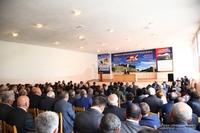Рабочее совещание в городе Аскеран
