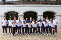 Պետնախարարը հանդիպել է Անկախ ֆուտբոլային ասոցիացիաների (CONIFA)` Արցախում հունիսի 1-9-ը անցկացվելիք Եվրոպայի առաջնությանը մասնակցող Արցախի հավաքականի և մարզչական կազմի հետ