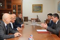 Государственный министр принял руководство ВАБС