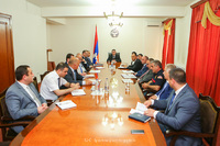 The State Minister held a consultation dedicated to organizing the Pan-Armenian 7th Summer Games