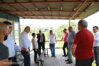"Visit to the ""Karkar"" tourism recreation complex"