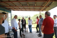 Посещение туристической зоны отдыха «Каркар»