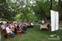 Enlarged consultation in Tigranakert
