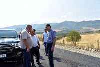 Southern tourism route and development priorities of Hadrut