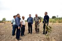Государственный министр проанализировал успехи и проблемы стратегической программы долины Аракс