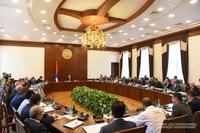 Բակո Սահակյանի նախագահությամբ տեղի է ունեցել կառավարության նիստ